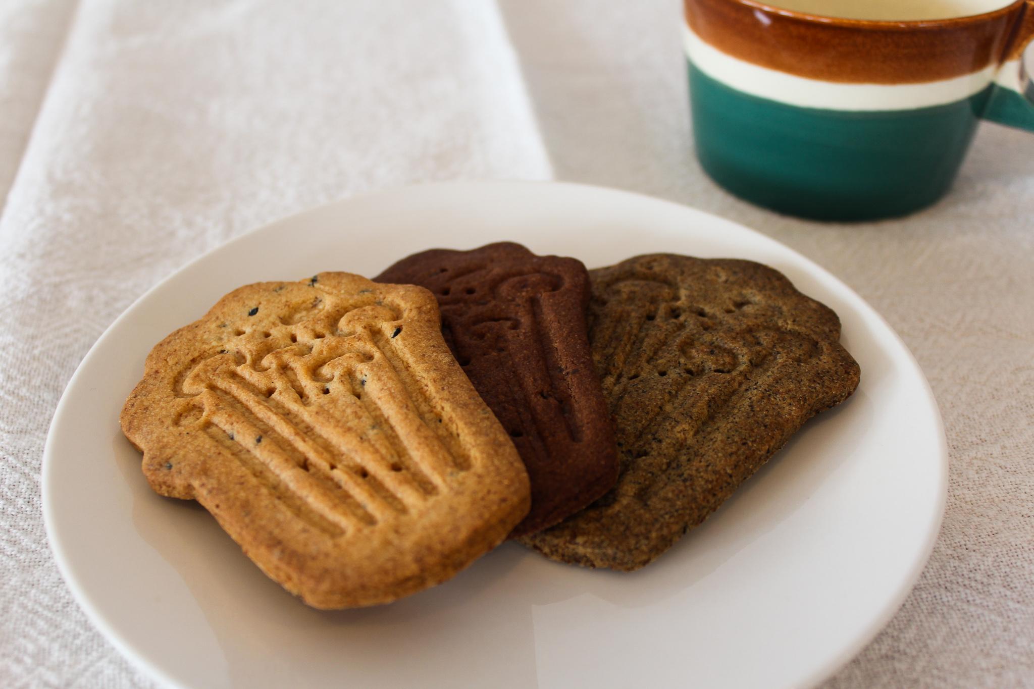 ミミエデンのきのこのクッキー